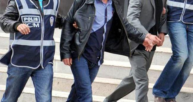 Ankara'da 15'i asker 20 kişi tutuklandı!