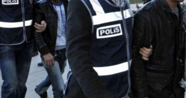 Trabzon'da 4 polis gözaltına alındı!