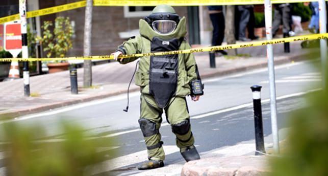 Washington'da bomba paniği