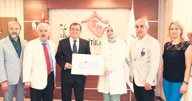 Dayanışma kampanyasına ATO'dan 2 milyon TL bağış
