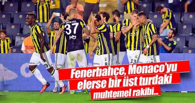 Fenerbahçe, Monaco'yu elerse muhtemel rakipleri...