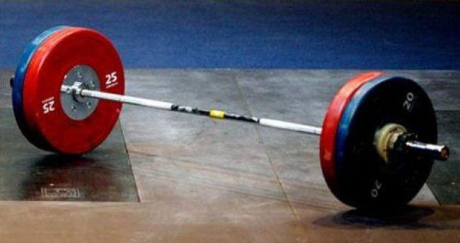 11 halterciye doping cezası