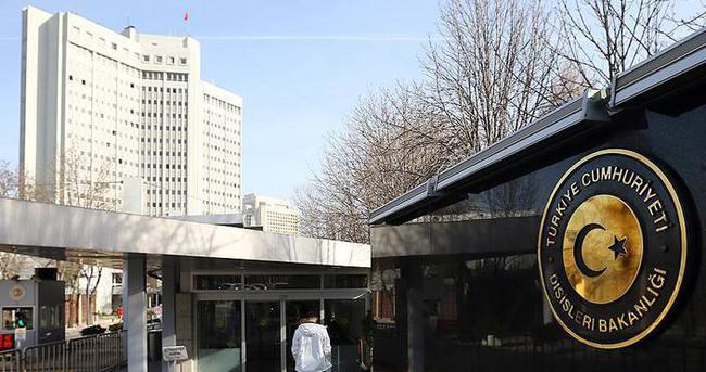 Dışişleri Bakanlığında 88 kişinin ilişiği kesildi