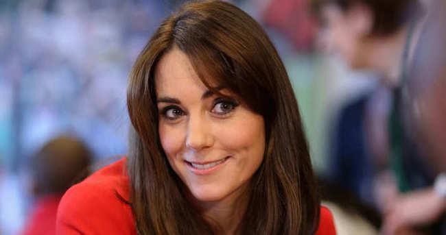 Kate Middleton'ın 48 bin liralık akraba ziyareti