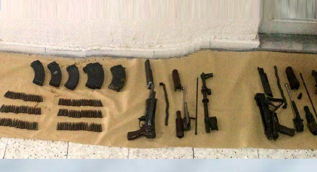 Adana'da 3 uzun namlulu silah ele geçirildi