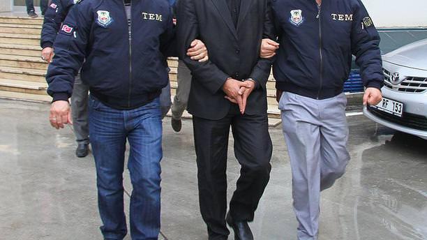Elazığ'da 11 polis daha tutuklandı!