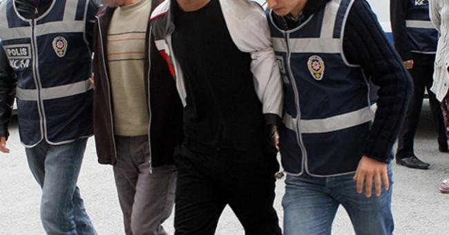 Aydın'da 250 eve baskın, 150 gözaltı, 70 tutuklama!