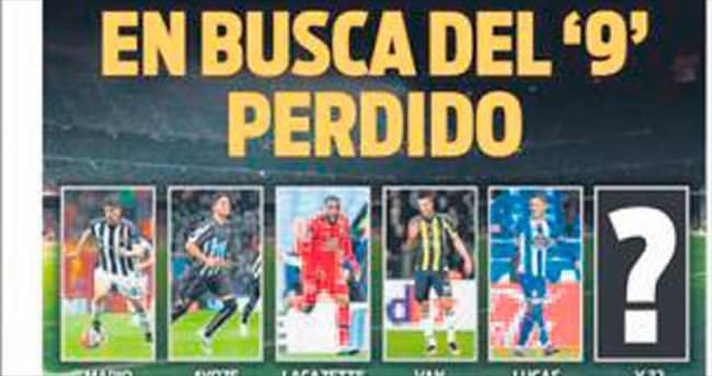 Barça'nın adayları Van Persie&Gomez