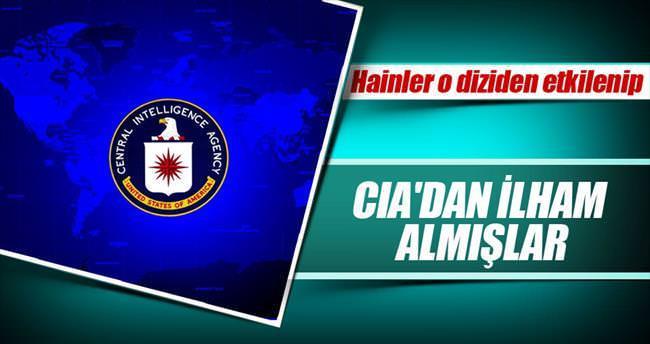 Hainler CIA yöntemi kullandı