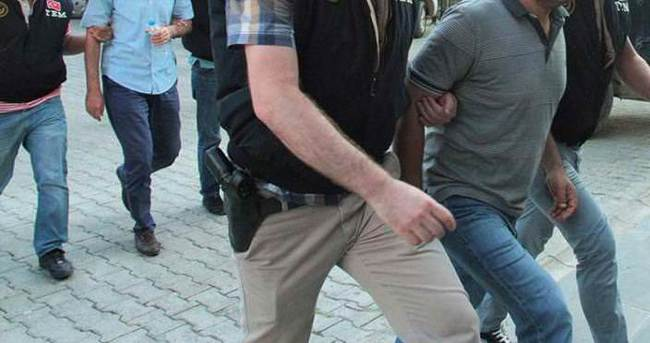 Malatya'da 21 polis tutuklandı