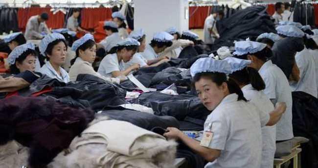 Güney Kore'ye sığınan Kuzey Koreli işçiler