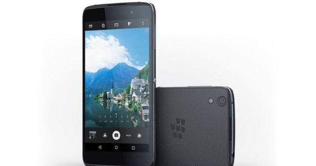 İşte BlackBerry'nin yeni bombası: DTEK50