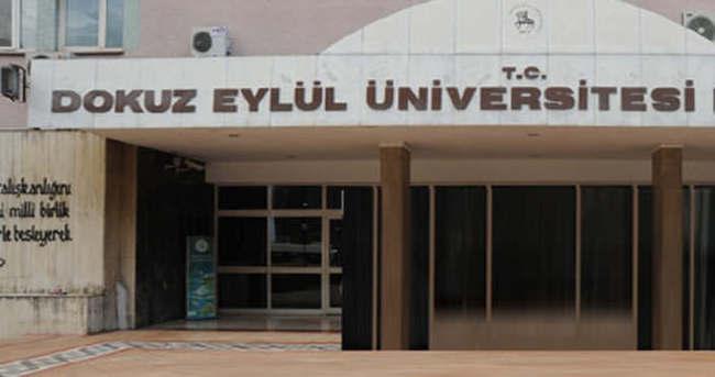 DEÜ'de 23 akademisyen açığa alındı