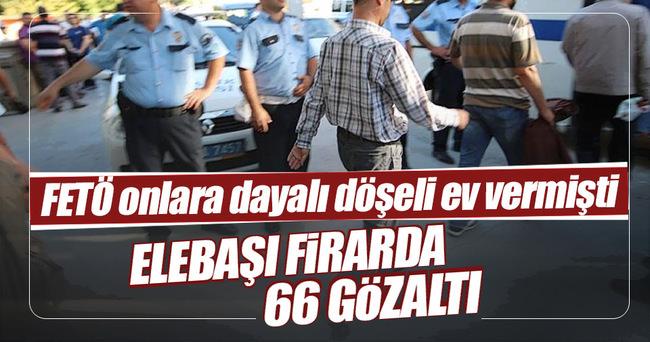 FETÖ'nün il imamları gözaltına alındı