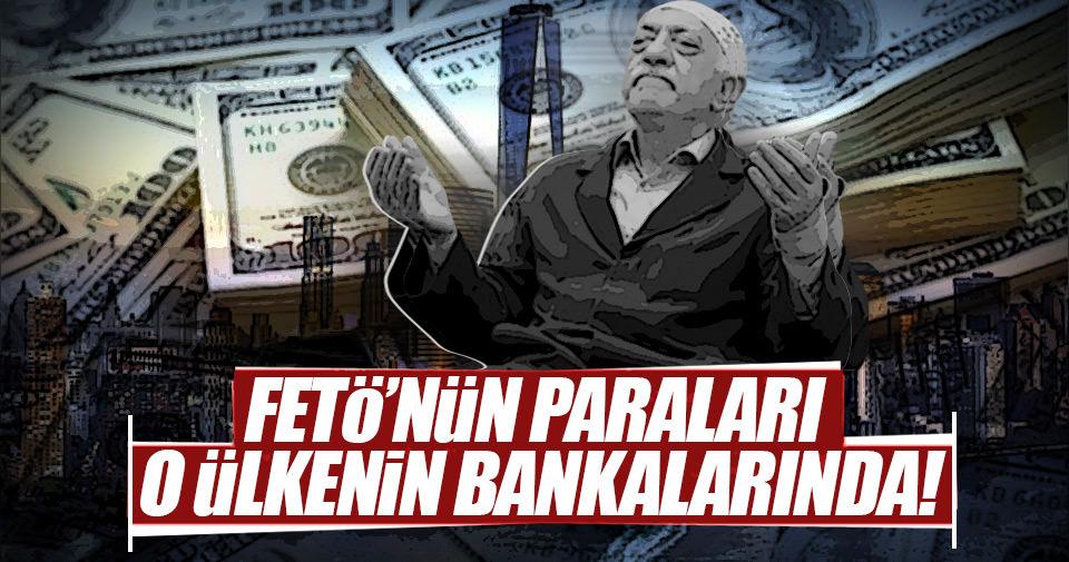 FETÖ'nün paraları İsviçre'nin gizli hesaplarında!