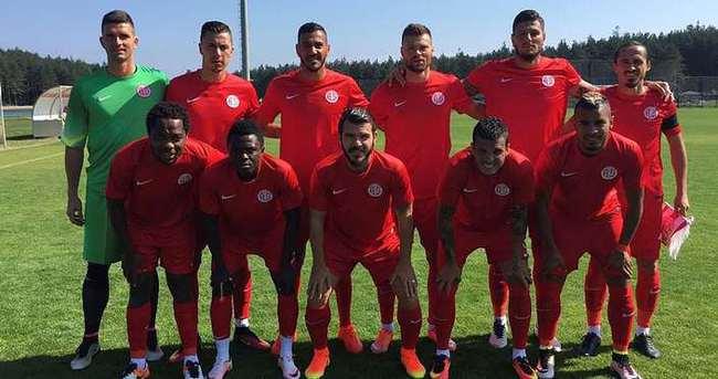 Antalyaspor, Bandırmaspor ile yenişemedi
