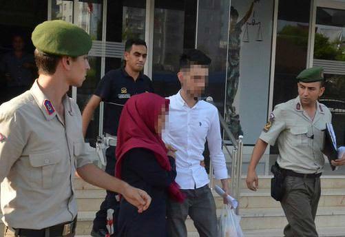 Alaçam'da 2 yurt kapatıldı, 10 gözaltı!