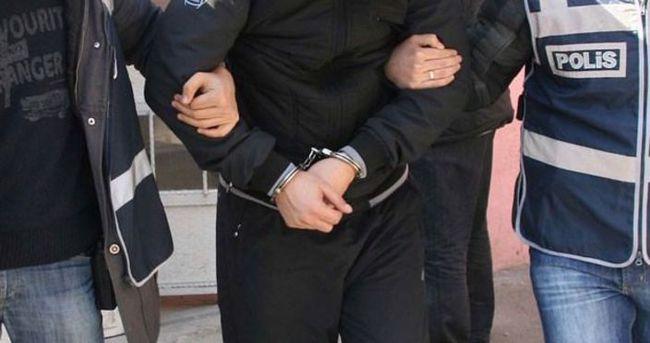 Konya'da 15 kişi tutuklandı!