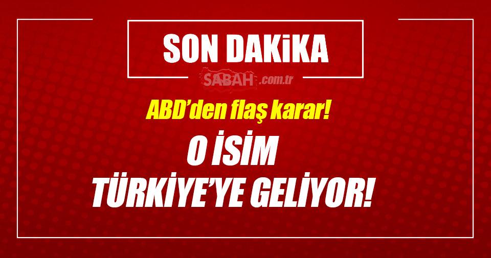 ABD Genelkurmay Başkanı Türkiye'ye geliyor!