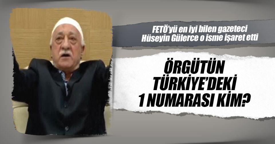 FETÖ'nün Türkiye'deki 1 numarası kim?