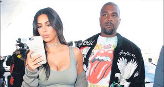 'Kim'in pozları Rönesans tablosu gibi'