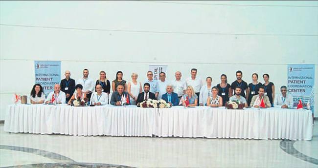 Uluslararası sağlık turizmi için anlaşma imzalandı