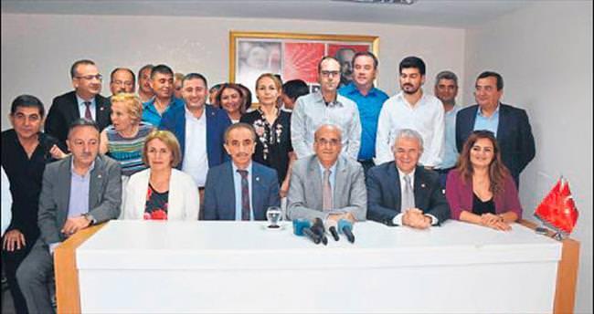 CHP'den İzmir'de demokrasi mitingi