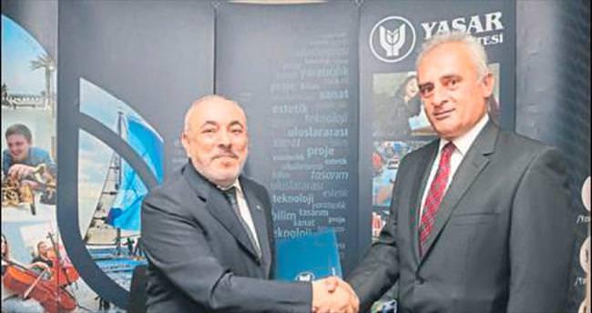 İzmir Doğalgaz'a Yaşar'dan destek
