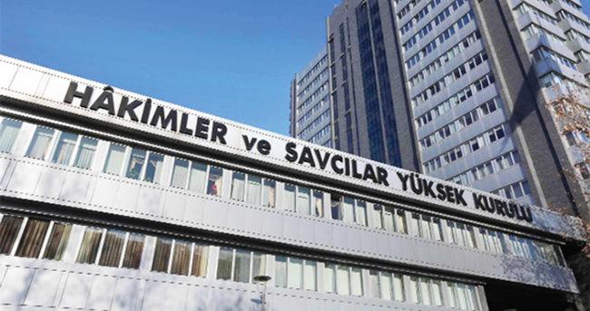 Eski HSYK üyesi Köroğlu tutuklandı!