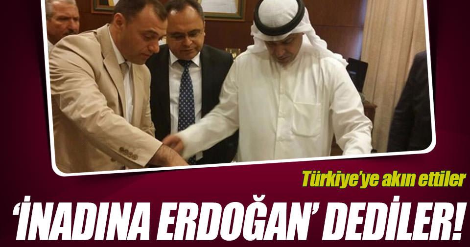 'İnadına Erdoğan' diyerek yatırıma geldiler
