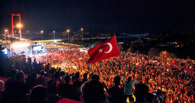Dünya Erdoğan'ın çağrısını izledi