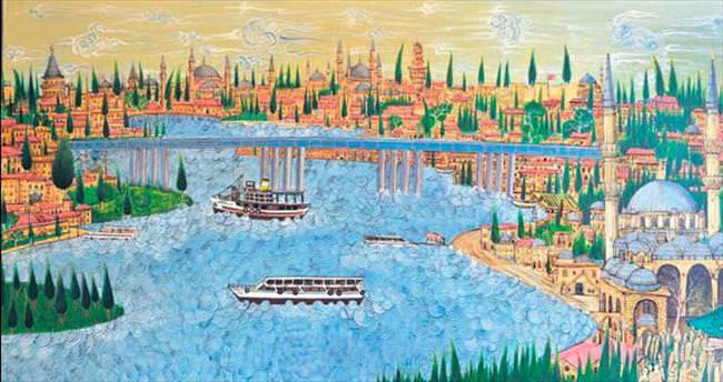 Sanat aşkı köyde başladı, yurt dışına açıldı
