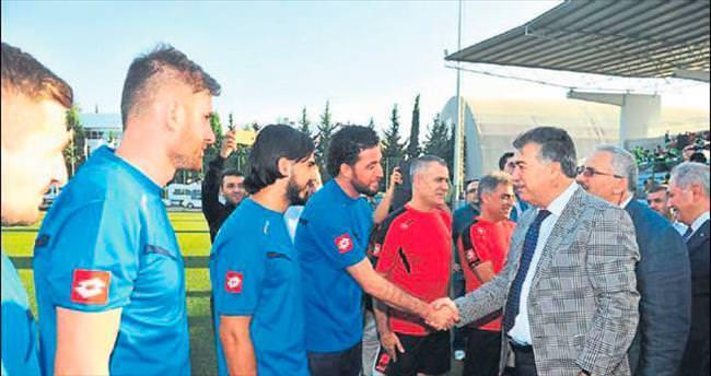 Osmaniyespor yeni sezonu açtı