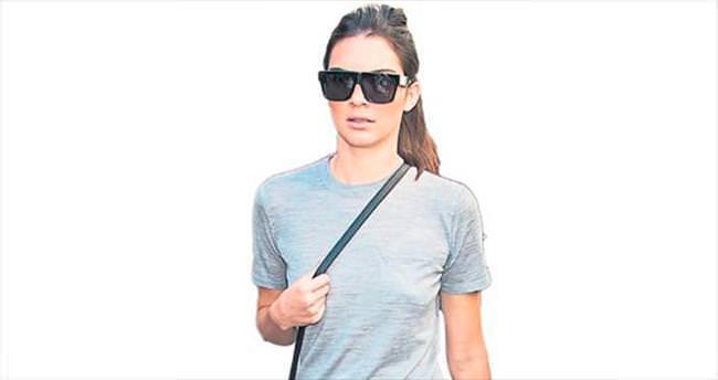 Kendall'ın yaz stili