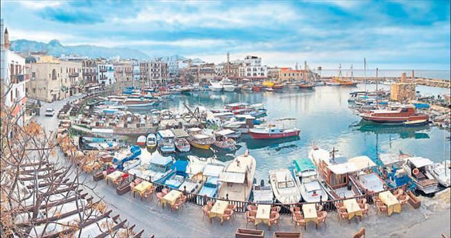 24 saat yaşayan Kıbrıs
