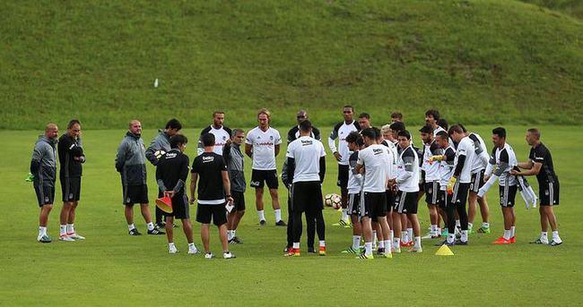 İşte Beşiktaş'ın kamp raporu...