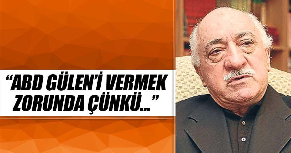 Bakan Soylu: ABD Gülen'i tıpış tıpış vermek zorunda
