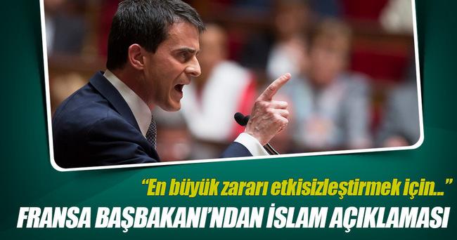Başbakan Valls: Müslümanlara yardımcı olmak zorundayız
