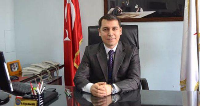 Samsun Kamu Hastaneleri Genel Sekreteri Dursun Mehmet Mehel, görevden alındı