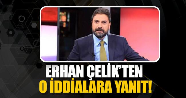 Erhan Çelik'ten o iddialara yanıt