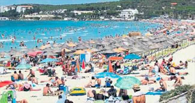 Turizm sektöründe ecrimisil sevinci