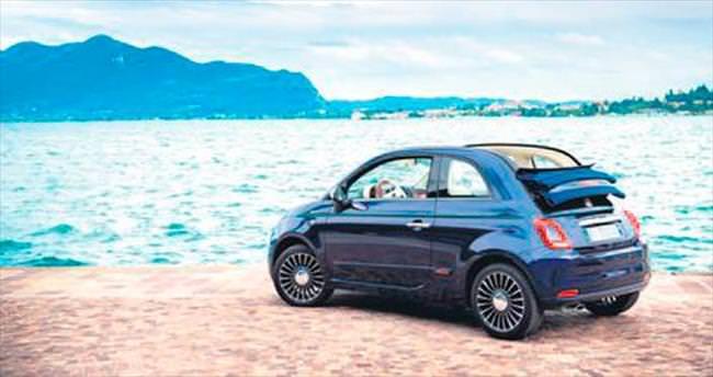 Fiat 500 Riva yattan esinlenerek üretildi