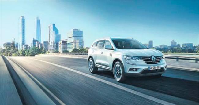 Renault Koleos'la iddialı geri dönüyor
