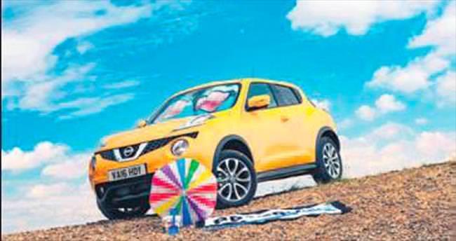 Nissan'ın UV koruması 500 faktör