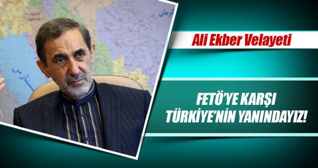 İran: Türkiye'nin yanındayız