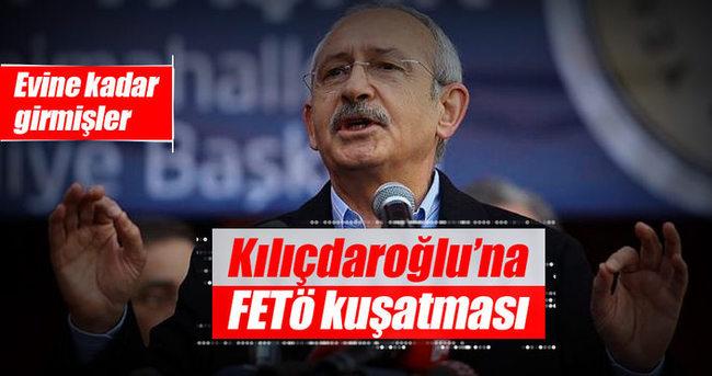 Kılıçdaroğlu'nun koruması olan iki polisin FETÖ ile bağlantılı çıktı