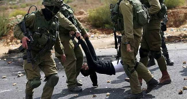 27 Filistinli gözaltında