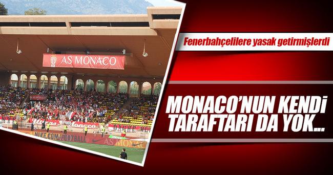 Fenerbahçelileri şehre almayan Monaco'ya taraftar şoku!
