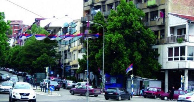 Kuzeyde Arnavutların 400 dairesi işgal edildi