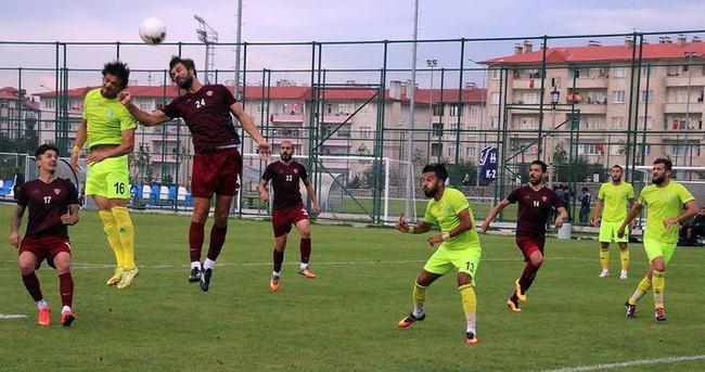 Şanlıurfaspor, Hatayspor ile yenişemedi